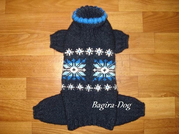 Вязание для собак | Простые