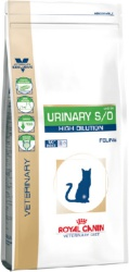 Корма Корм для кошек Royal Canin Vet Urinary S/O High Dilution